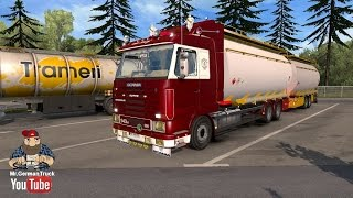 [ETS2 v1.27] Scania 143M Tandem + ALL DLC´s ready