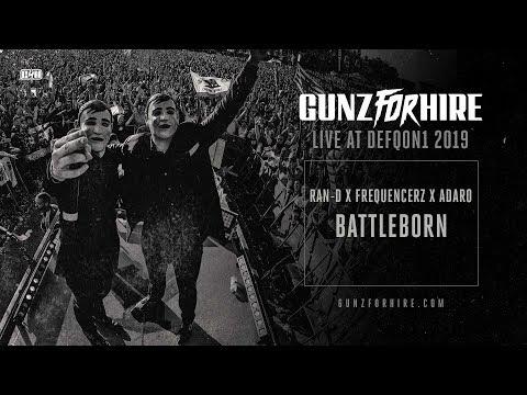 Смотреть клип Gunz For Hire - Battleborn