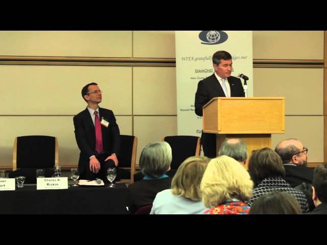 WITA TPP Series: New Rules & Disciplines-Amb. Charles H. Rivkin Q&A 1/14/16