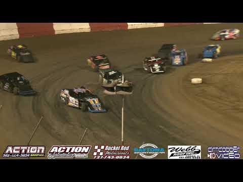 Open Wheel Modifieds Feature, East Bay Raceway Park, 9/7/19