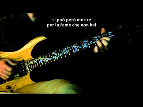 Ligabue - Happy Hour KARAOKE GUITAR
