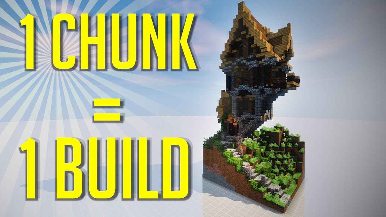 Chunk Build Maison Steampunk