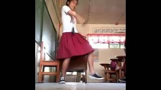 She Nailed it! Freestyle Dance