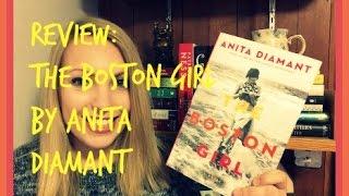 Review | The Boston Girl by Anita Diamant