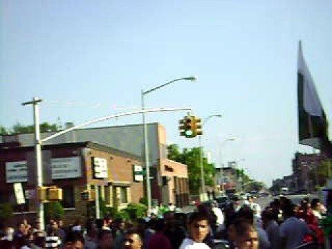 Humaira Arshad-Vas Way Dhola at Brooklyn Mela
