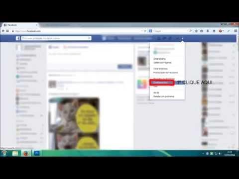 Como bloquear as solicitações chatas de jogos, e outros eventos no Facebook