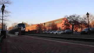 Amtrak 55 at Windsor 11/25/2015