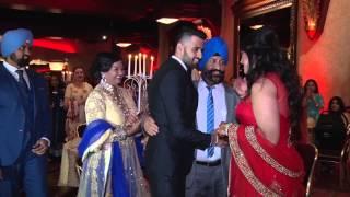 Tere kanna de vich wedding highlights
