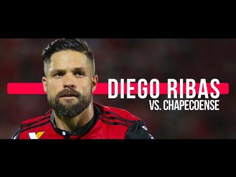 Diego Ribas vs. Chapecoense - 22/06/2017
