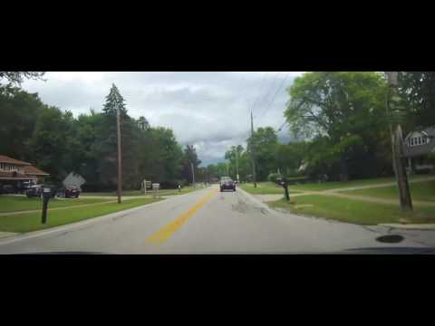 Driving around North Olmsted and Westlake, Ohio