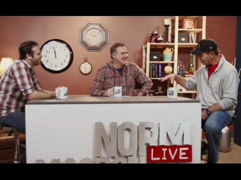 Norm Macdonald Podcast  SuperDave Funny Moments