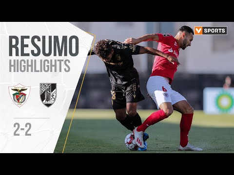 Santa Clara Guimaraes Goals And Highlights