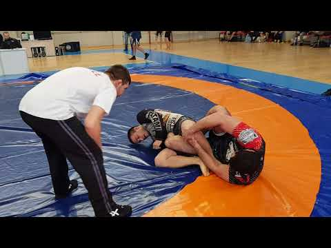 Real Grappling Challenge 6, Kristian Popov vs Alexander Alexandrov Final Heavyweight Division