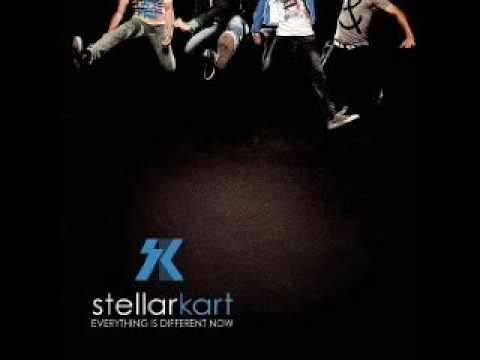 Everything is Different Now -Stellar Kart -lyrics