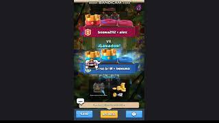 segundo video de clash royale