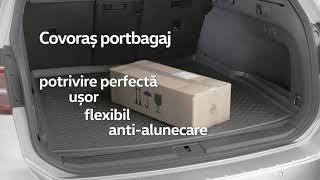 Descoperă Accesoriile Originale Volkswagen pentru portbagaj