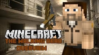 Repeat youtube video Minecraft: Xbox 360 Edition: Map Overview of The Walking Dead W/Download
