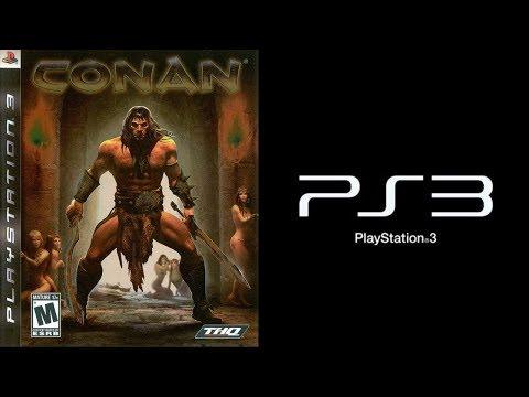 Conan PS3 Gameplay Walkthrough 100% ALL CHESTS, TRIUMVIRAT RUNES, SLAVES, NO COMMENTARY