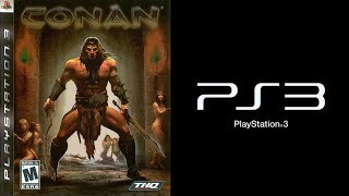 Conan PS3 Gameplay Walkthrough 100% ALL CHESTS, TRIUMVIRAT RUNES, SLAVES, NO COMMENTARY