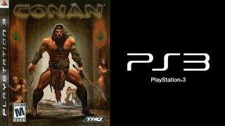 Conan 100% ALL CHESTS, TRIUMVIRAT RUNES, SLAVES Walkthrough/Longplay NO COMMENTARY