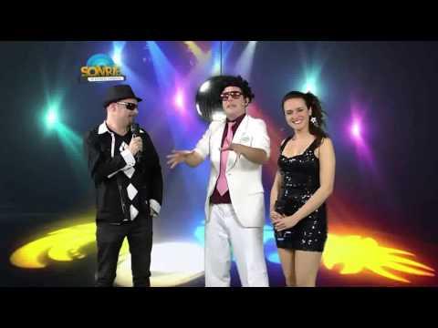 Machito Ponce en Sonríe Con Tío Aldo Programa de Tv -Uruguay-Cuba Music Producciones.