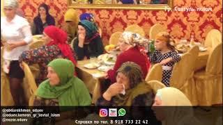 Группа Савтуль ислам на свадьбе в городе Буйнакск банкетном зале