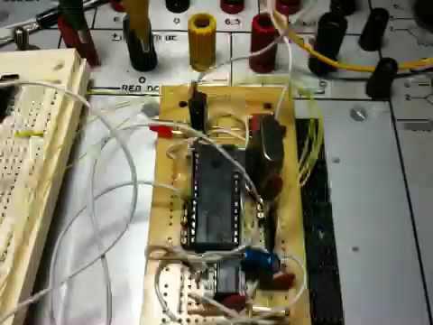 SPO256-17 Voice Chip