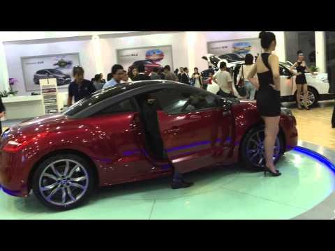 Tinhte.vn - Sơ lược về Peugeot RCZ
