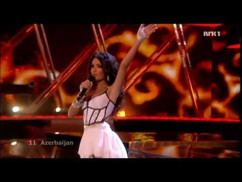 Azerbaijan - Final - Eurovision 2009 (HD)