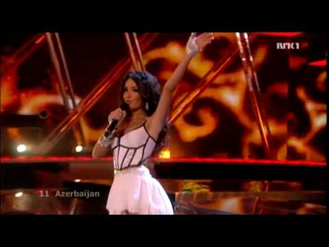 Azerbaijan - Final - Eurovision 2009 (HD)