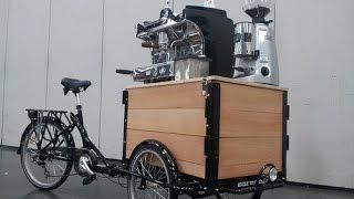 Велокофейня   - кофе на колесах , выпуск 26 от Del Centra