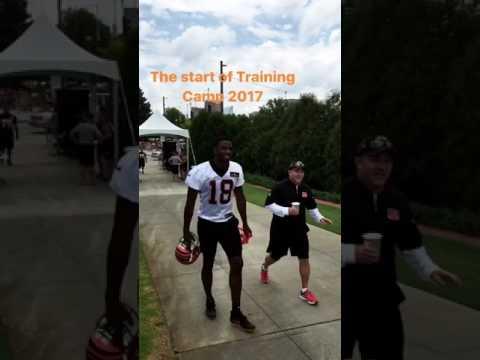 Cincinnati Bengals 2017 Training Camp Highlights