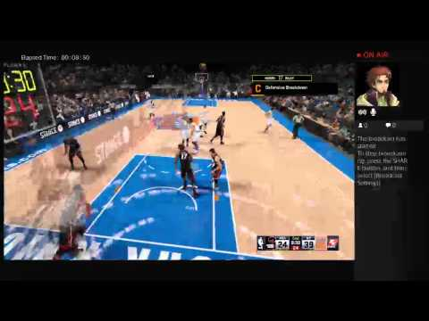 NBA 2K16 Featuring Henry Riley #8 The Struggle Is  Real