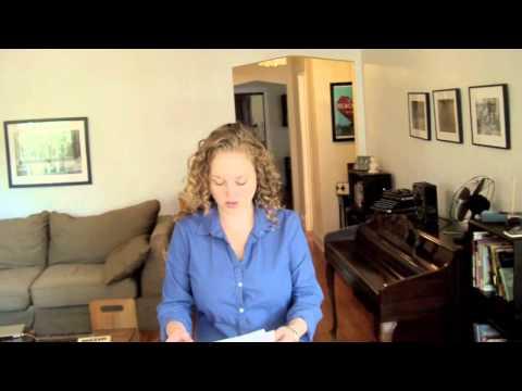 Caroline Neff Audition  mov iPad, iPhone 4 & Apple TV)