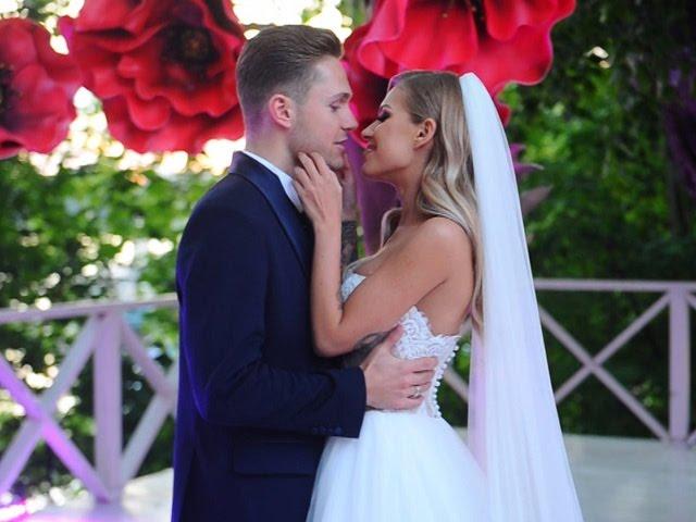 Влад Соколовский и Рита Дакота поженились