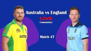 Australia vs England, 2nd Semi-Final Live Cricket Score, Tamil Commentary | ICC Cricket World Cup 20