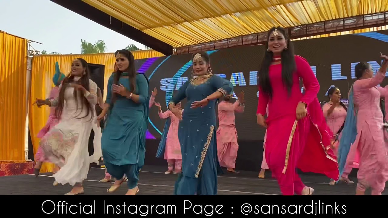 2021 Best Bhangra Dancer | Top Solo Artists In Punjab | Sansar Dj Links | Best Dj In Punjab 2021