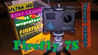 Экшн камера Hawkeye Firefly 7S 4K Action Camera