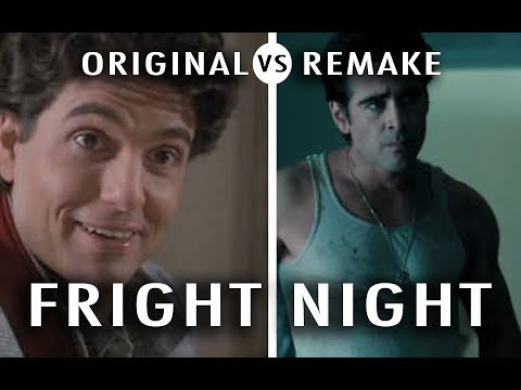 Original vs Remake: Fright Night