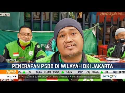 PSBB di Jakarta,