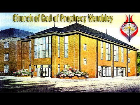 Church of God of Prophecy Wembley - Communion Service