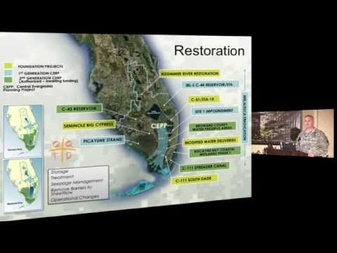 LT. Col. Thomas Greco - Everglades Restoration Priorities