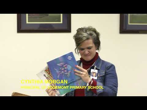 Edgemont Primary School Principal Cynthia Morgan Talks About Bullying (11_13_17)