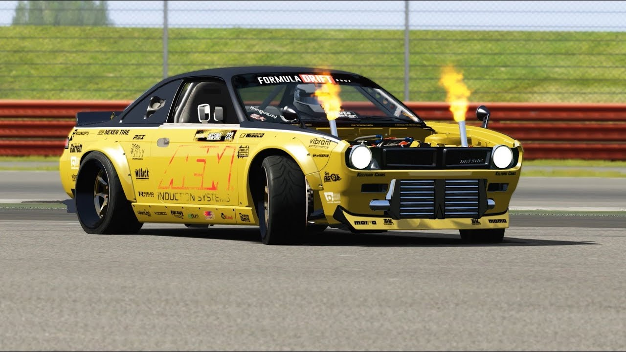 Tsa Corey Hosford S14 Boss Top Gear Testing