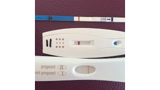 Live pregnancy tests: 11dpiui - 13dpiui || IUI with injectables