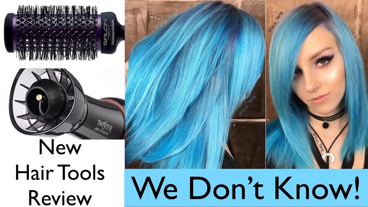 New Hair Tools Review - We Don't Know!
