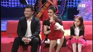 Rusalina Russu - O seara in familie cu Corina Tepes, Costi Burlacu, Mariana Mihaila, Tatiana Heghea