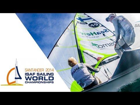 Santander 2014 ISAF Worlds - Day 4 Highlights