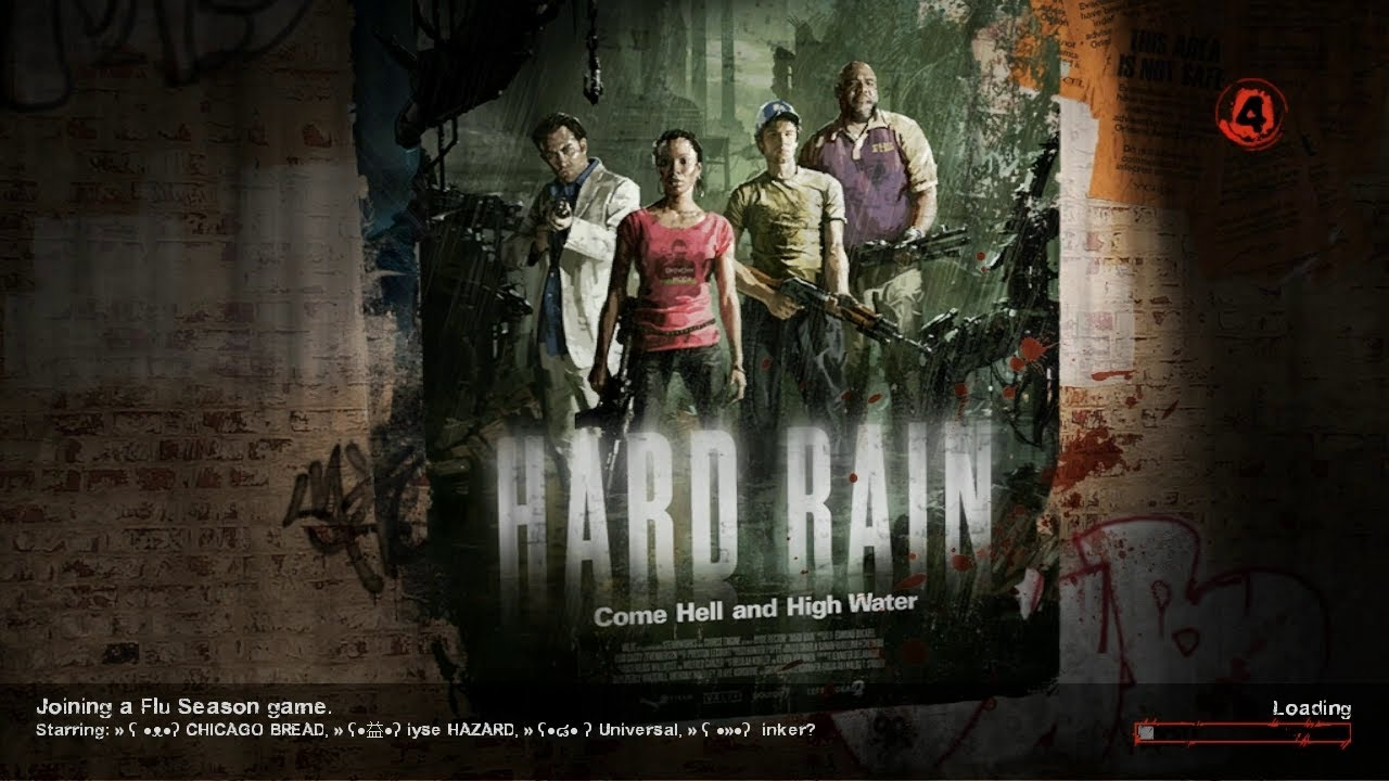 Left 4 Dead 2 Hard Rain Expert Oct 6 2012 Youtube