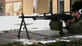 Испытания стрелкового оружия в «ЦНИИТОЧМАШ»